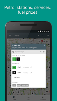 Fuelio: Costi Del Carburante APK screenshot thumbnail 6