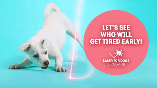 Laser pro psy. simulátor - náhled