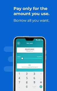 Instant Personal Loan App Online - EarlySalary Screenshot