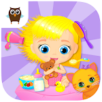 Lily & Kitty Baby House FULL Icon