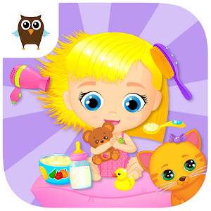Lily & Kitty Baby House FULL