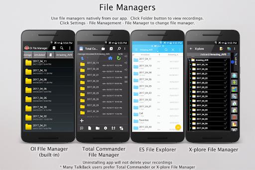 Hi-Res Audio Recorder  screenshots 3