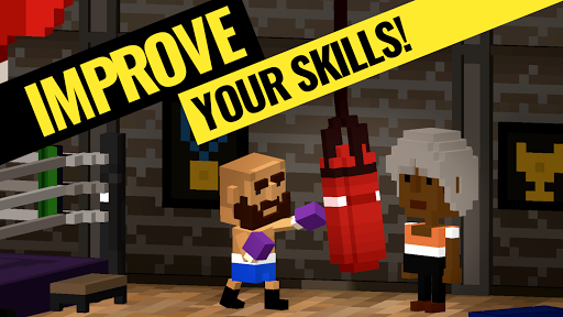 Square Fists Boxing apkpoly screenshots 2