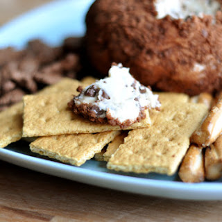 Chocolate Chip Cheeseball