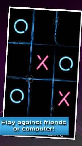 Tic Tac Toe Glow  screenshots 1
