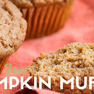 Gluten-Free Pumpkin Muffins.