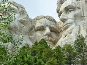 Photo: Day 24 Hot Springs SD to Mt Rushmore (Keystone SD) 53 miles 5600' climbing