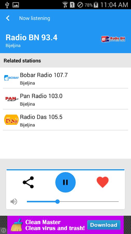 Bosnia-Radios 33