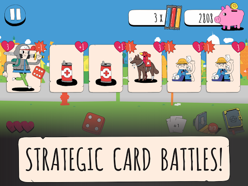 Knights of the Card Table - Dungeon Crawler 1.0.9 androidappsheaven.com 1