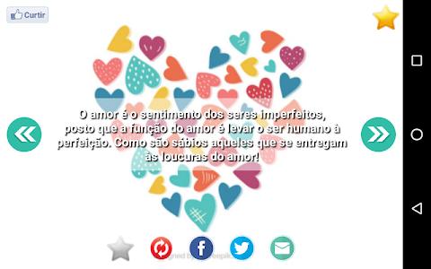 Frases Românticas p/ Whatsapp screenshot 1