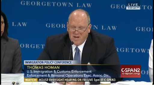 ICE director: Illegal immigrants 'need to be worried' about increased enforcement