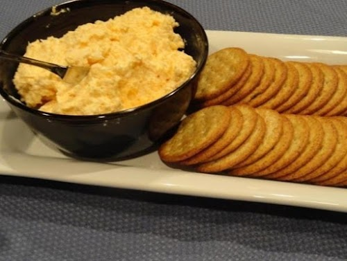 """Holiday Cheddar Spread """"The family loved this!"""" - cottman"""