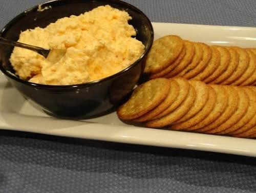 "Holiday Cheddar Spread ""The family loved this!"" - cottman"