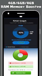 8 GB RAM Memory Booster 2018 - Simulator - náhled