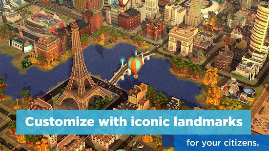 SimCity BuildIt- screenshot thumbnail