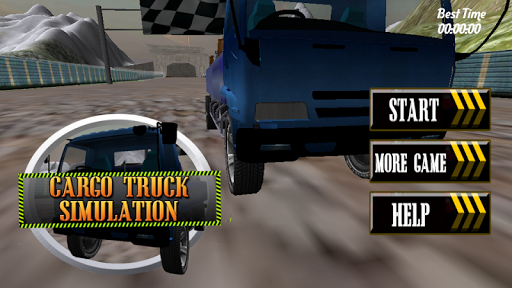 Cargo Truck Simulation