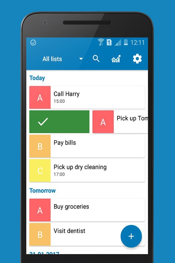 My To Do List|Task List - Android Apps On Google Play