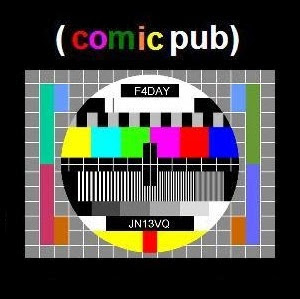 Comic Pub