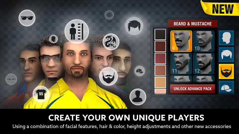 World Cricket Championship 2 Screenshot 17