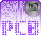 PCB Purple ⁞ TSF Shell 3 Theme