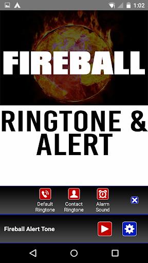 玩免費音樂APP|下載Fireball  Ringtone and Alert app不用錢|硬是要APP