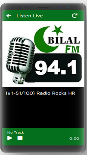 Bilal FM 94.1 screenshot 1