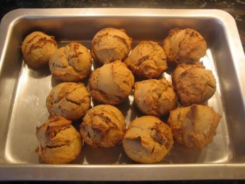 Sweet Potato (Please Don't Call The) Pound Cake