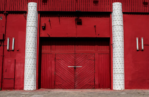Red Barn by Maya Bar - Buildings & Architecture Other Exteriors ( red, barns, building )
