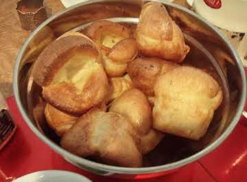 Perfect English Yorkshire Puddings