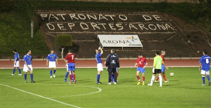 Photo: 02/02/07 v Athletico Arona (Spanish La Liga Interinsular Preferente Division) 4-1 - contributed by Paul Roth