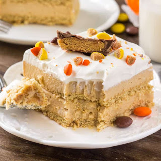 Peanut Butter Icebox Cake.