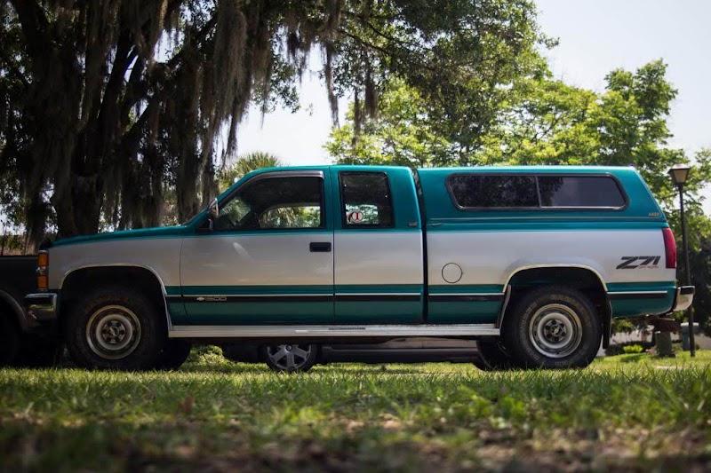 94 Silverado Mercedes om606 swap V2 0