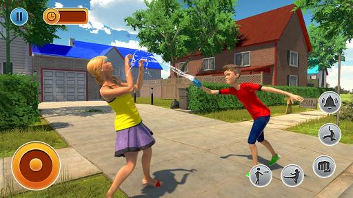 Virtual Neighbor High School Bully Boy Family Game 1.0.7 screenshots 3