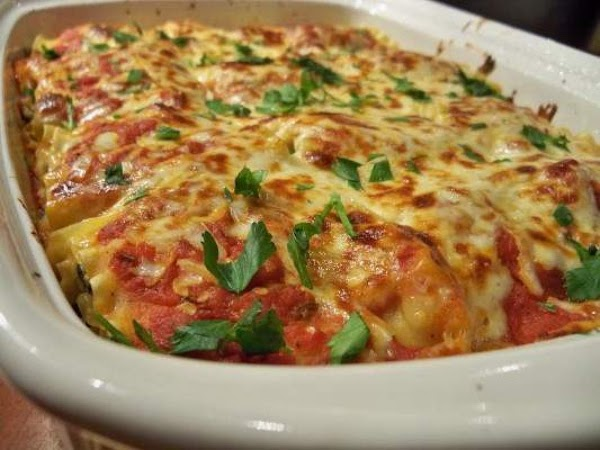 Delicious Artichoke Lasagna Recipe