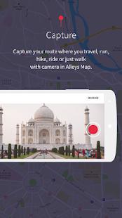 Alleys Map, VR Travel - náhled