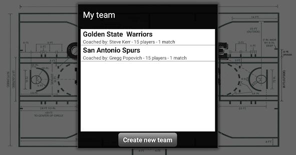 Basketball Scoreboard - náhled