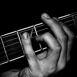 Chord by Rod Tydeman - Black & White Street & Candid