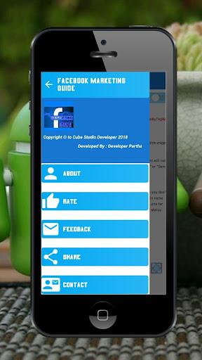 Facebook Marketing Guide 1.0 screenshots 2