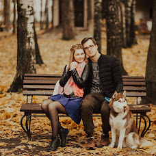 Wedding photographer Ekaterina Klimenko (kliim9katyaWD2). Photo of 22.10.2017