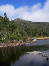 Photo: Lake Tear of the Clouds and Mount Marcy.