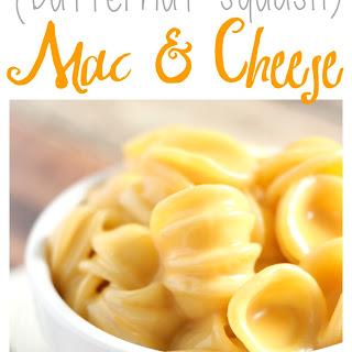 Creamy Butternut Squash Mac & Cheese