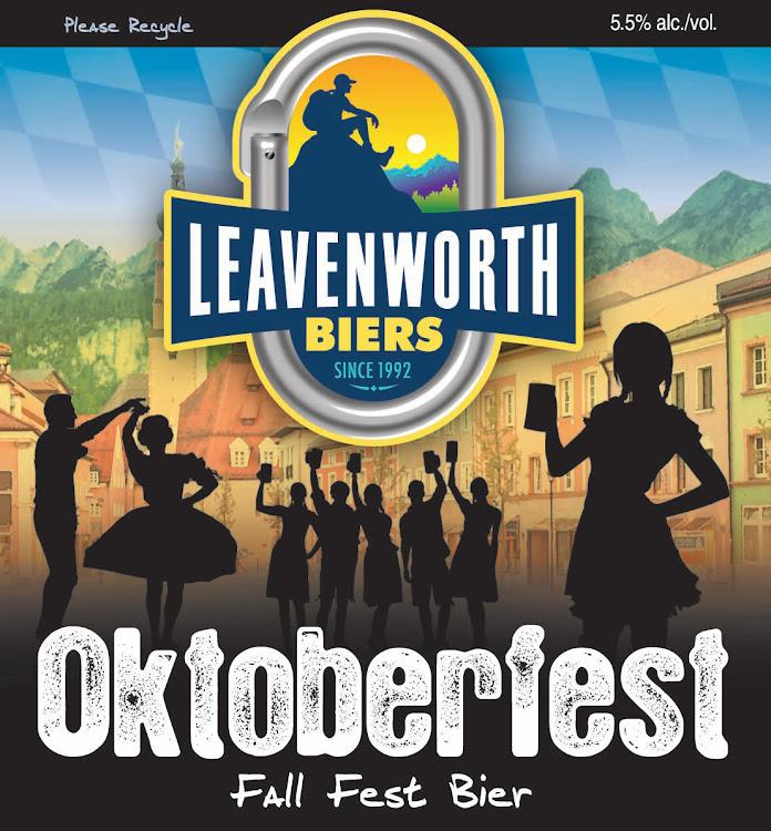 Logo of Leavenworth Oktoberfest Fall Fest