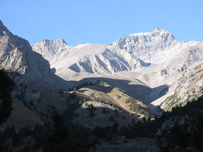 Photo: Shait, view to Kuruksay