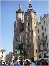 Photo: Iglesia de Santa Maria.Cracovia (Polonia) http://www.viajesenfamilia.it/CRACOVIA.htm