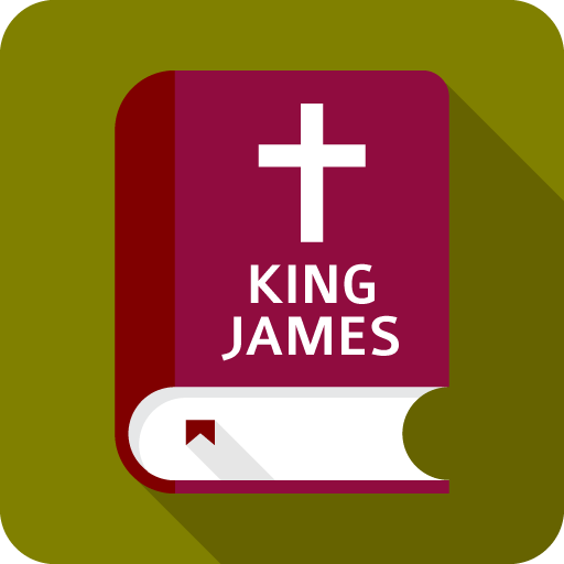 書籍App|King James Bible -KJV Offline LOGO-3C達人阿輝的APP
