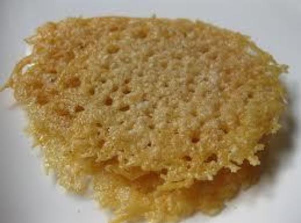 Crispy Parmesan Rounds Recipe