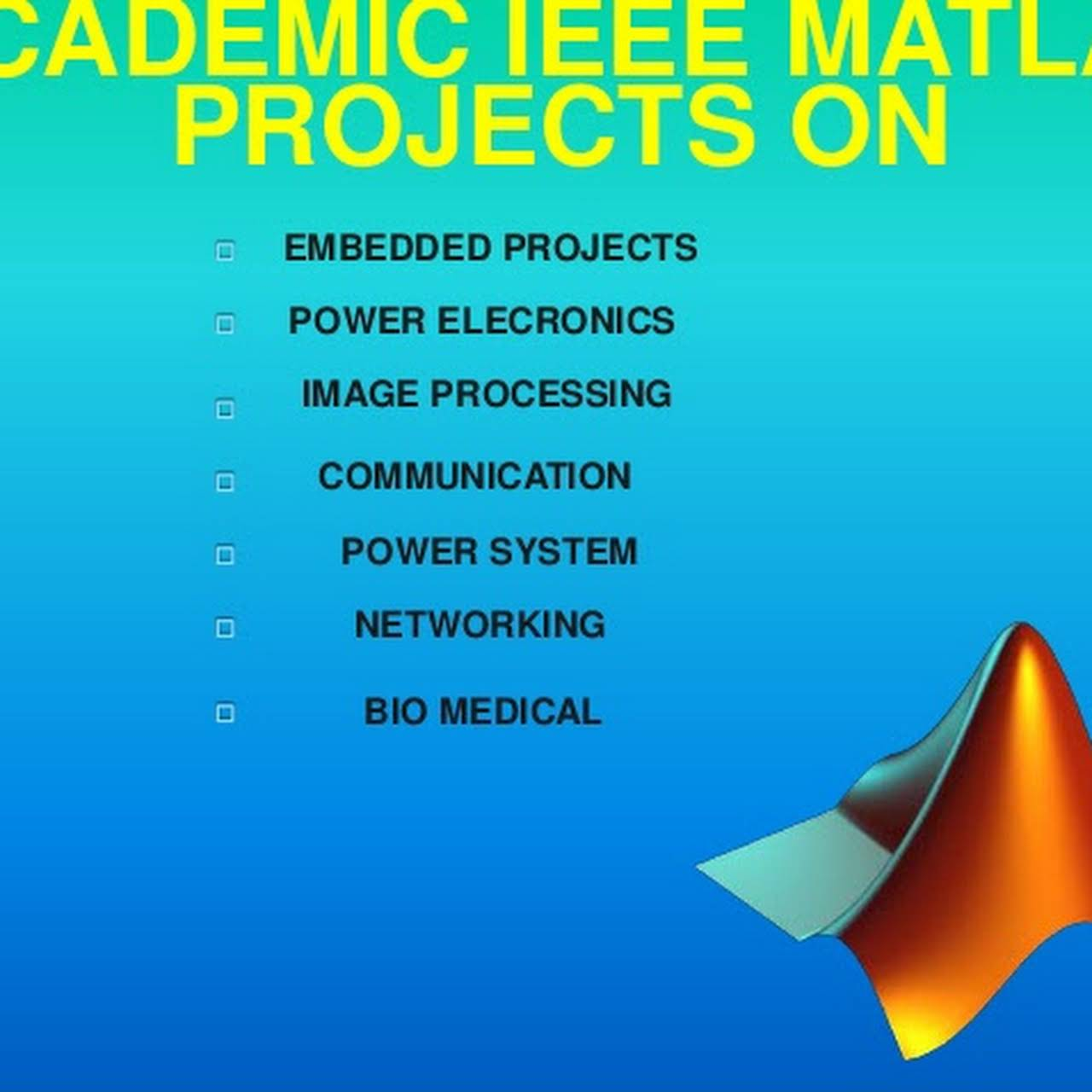 IEEE RESEARCH WORK/MATLAB PROJECTS/IEEE PROJECTS - Software