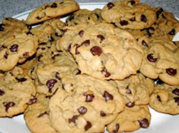 Butterscotch chocolate chip cookies (like no other)