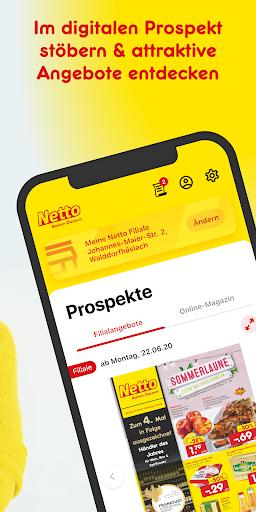 Netto: Angebote & DeutschlandCard Punkte einlösen  screenshots 2
