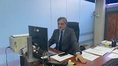 El Portavoz Municipal, Ángel Escobar, en el Pleno del Ayuntamiento de El Ejido.